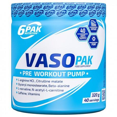 Vaso Pak 320g
