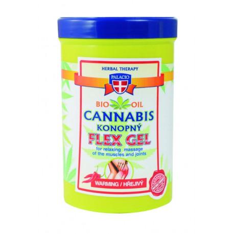 Cannabis Flex Gel Rozgrzewający 380ml