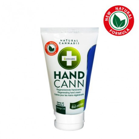 KONOPNY KREM DO RĄK HANDCANN Omega 3-6 75ML