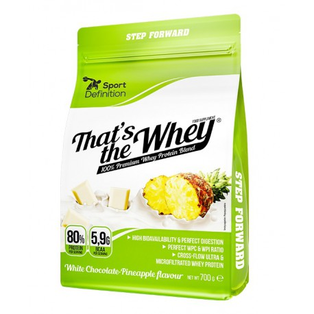 THAT'S THE WHEY - 2270g
