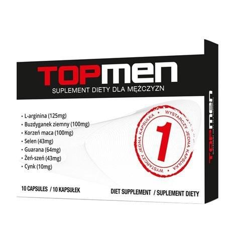 TopMen 1 caps.