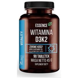 Witamina D3 K2 MK-7 90 tab