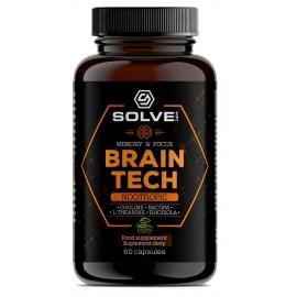 Brain Tech  Nootropic 60 kap.
