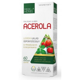 Acerola 620mg 60 kap.